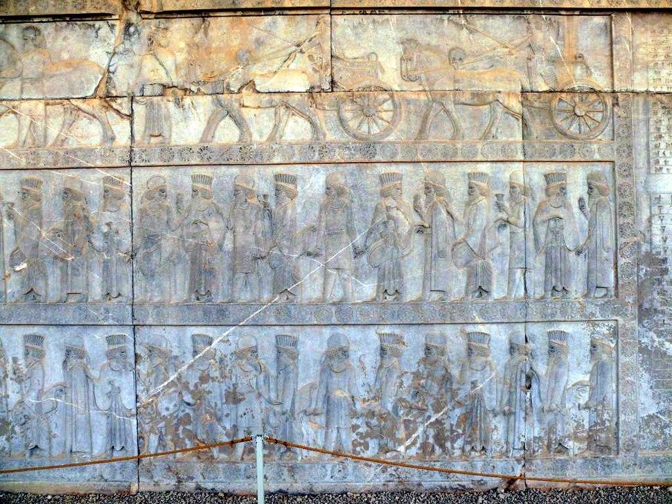 Persepolis Apadana ES NP