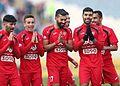 Persepolis F.C. players Goal celebration.jpg
