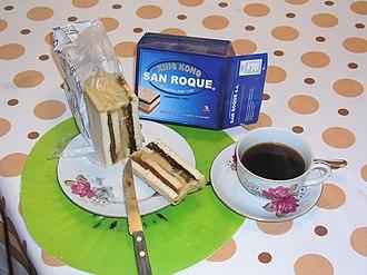 King Kong milk candy - Image: Peru King Kong San Roque