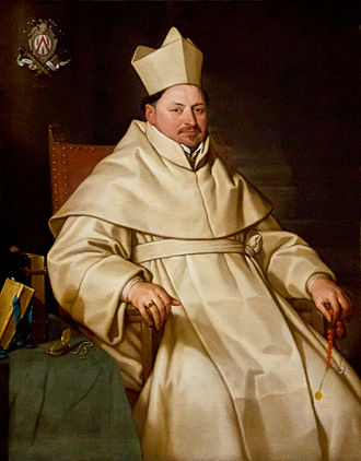 Peter Franchoys - Portrait of the abbot Nicolaas Mutsaerts
