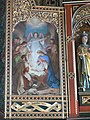 Pfarrkirche Weitnau Hochaltar linker Flügel Geburt Christi.jpg