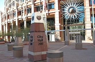 Phoenix City Council - Phoenix City Hall