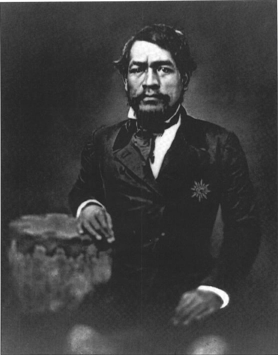 Photo of Kamehameha III