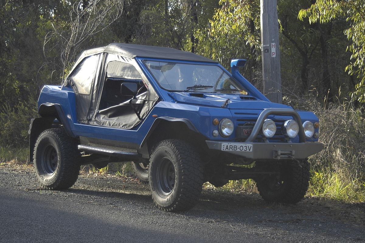 Bush Ranger Car Wikipedia