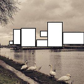 Photographie Médiathèque André Malraux et autres bâtiments.jpg
