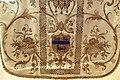 Pianeta con stemma di un vescovo di massa marittime, con tre pecore, xviii secolo.jpg