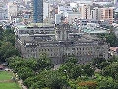 University Of Santo Tomas Main Building Wikipedia