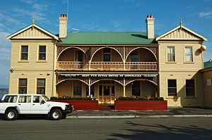 George Town, Tasmania - The Pier Hotel