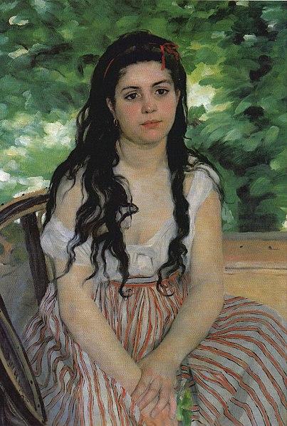 File:Pierre-Auguste Renoir - Summertime.jpg