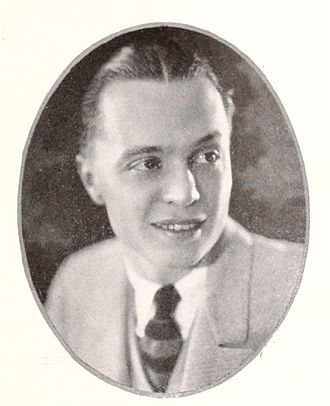 Pierre Collings - Collings in 1926