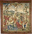 Pieter Pannemaker I after Bernard van Orley, The Crucifixion, c. 1520, NGA 1608.jpg