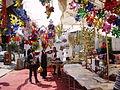 PikiWiki Israel 23353 Sukkah ornaments market in Bnei Brak.JPG