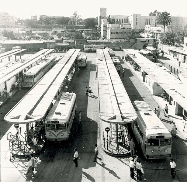 התחנה המרכזית תל אביב