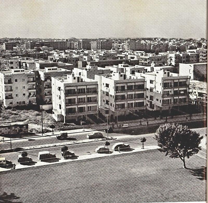 חיפה בשנות ה 50