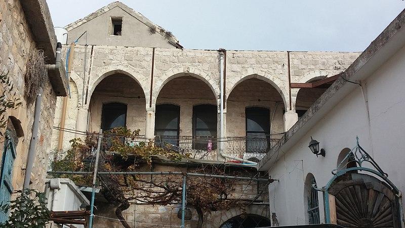 בית אפנדי מהתקופה העותמנית בצפת
