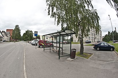 How to get to Piņķi with public transit - About the place