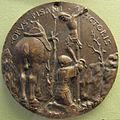 Pisanello, medaglia di novello malatesta, v, 1444.JPG