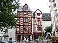 Place St Pierre, Saumur, Pays de la Loire, France - panoramio - M.Strīķis (1).jpg