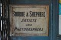 Plaque - Bourne & Shepherd - 141 SN Banerjee Road - Kolkata 2016-06-23 5168.JPG
