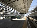 Platform of Kunshan South Station.jpg