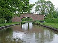 Platt's Bridge (No 5) near Burland, Cheshire - geograph.org.uk - 1706142.jpg