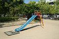 Playground slide of Himeji Otemae park.jpg