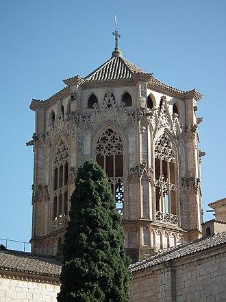 Poblet Monastery - Image: Poblet Reial Monestir de Poblet 15