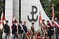 Pod Pomnikiem Polskiego Państwa Podziemnego i Armii Krajowej.jpg