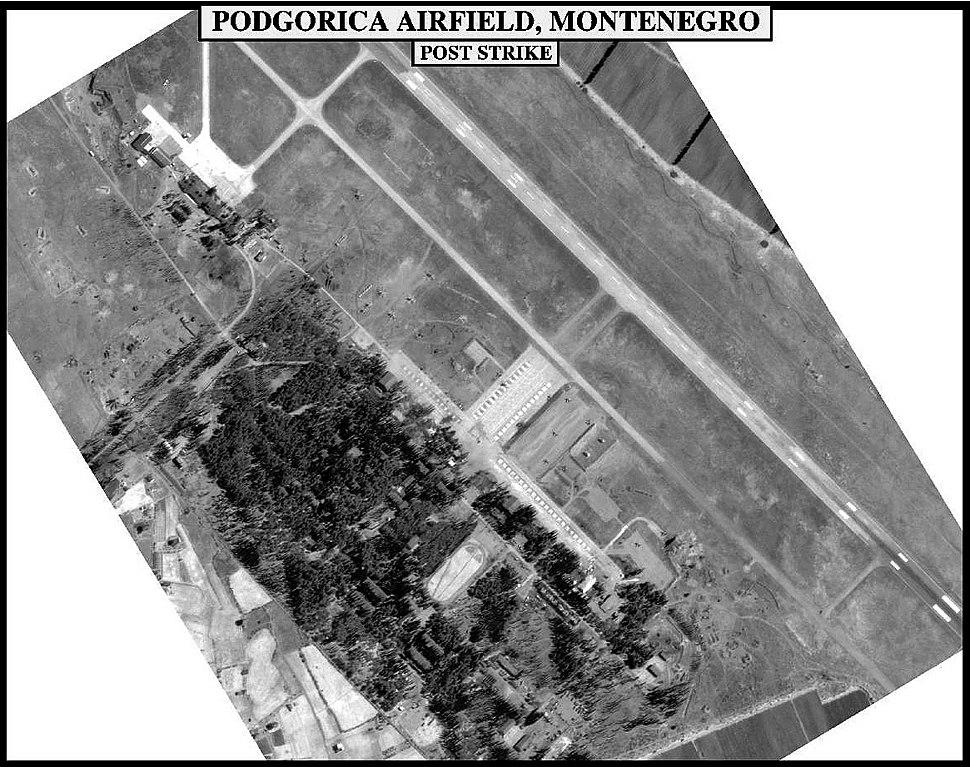 Podgorica 1999 Kosovo War