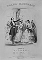 Polka Mazurkas (Sheet music cover) MET MM14098.jpg