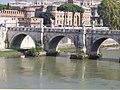 Ponte Sant'Angelo bridge rome.jpg