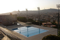 List of olympic venues in diving wikipedia - Piscines municipals barcelona ...