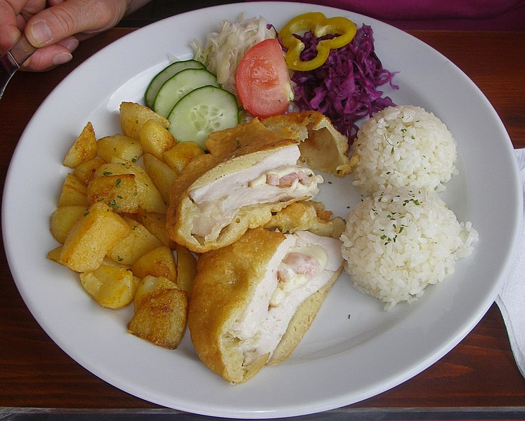 Kuracie prsia (Chicken dish)