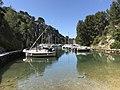 Port-Miou (Parc national des Calanques), Cassis, France, en mai 2017.jpg