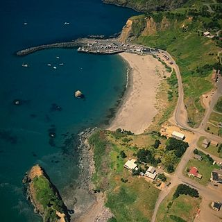 Port Orford, Oregon City in Oregon, United States