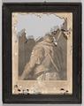 Porträtt av romersk kejsare, huvudet bortrivet, 1600-1629 - Skoklosters slott - 99739.tif