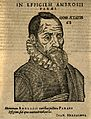 Portrait of Ambroise Pare (1510 - 1590), French surgeon Wellcome V0004468.jpg