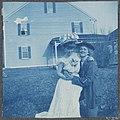 Portrait of Anne Densmore and Marguerita Sargent in costumes, ca. 1899-1905. (17978043995).jpg