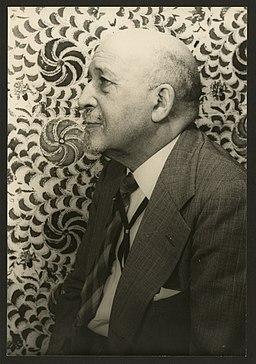 Portrait of Dr. W.E.B. Du Bois LCCN2004662838
