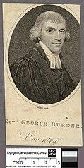 George Burder, Coventry