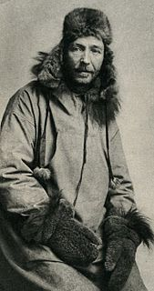 Hudson Stuck co-led the first expedition to successfully climb the South Peak of Mount McKinley