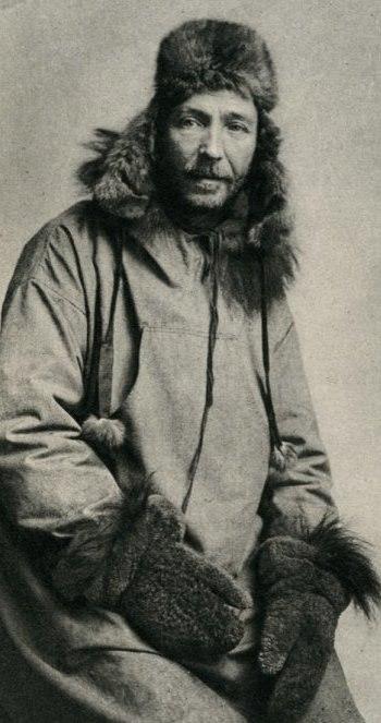 Portrait of Hudson Stuck