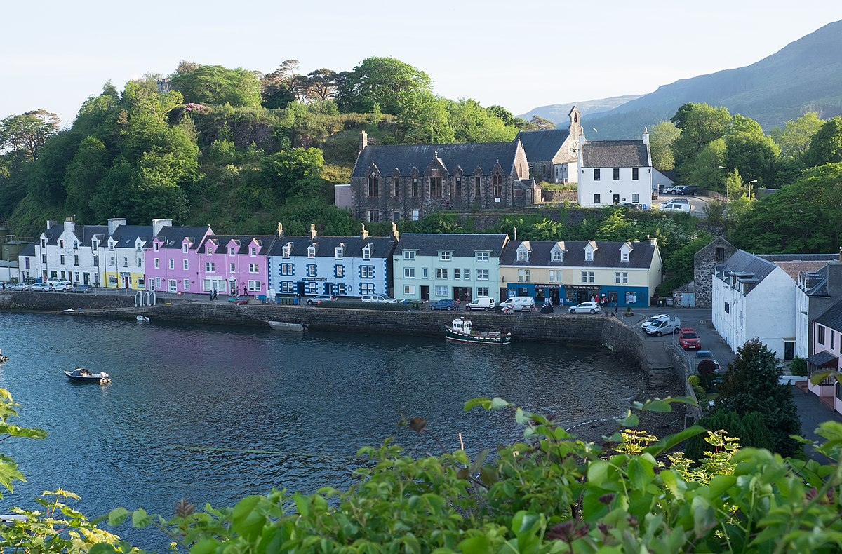 Portree Wikipedia