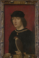 Portrait of Engelbrecht II, Count of Nassau