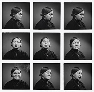 Aslaug Vaa - Portraits of Aslaug Vaa