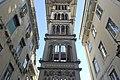 Portugal 2011, Lisbon (Lisboa), historic elevator Santa Justa Luca Galuzzi (6647428563).jpg