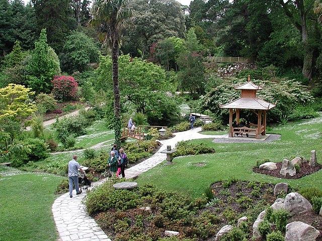 Powerscourt Gardens, Ireland