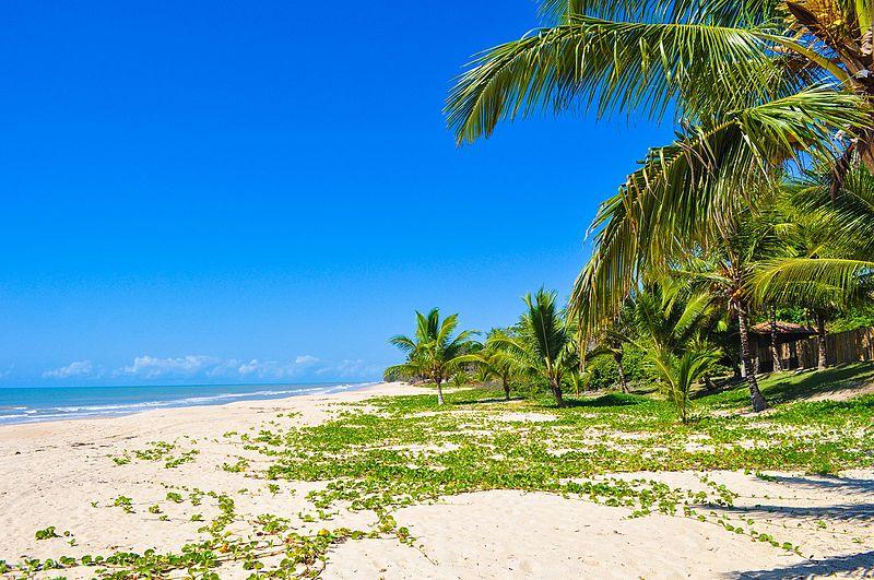 Praia de Caravelas
