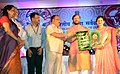 Prakash Javadekar felicitating Janaki Ammal National Awardees for Taxonomy to Commemorate the Centenary Celebrations of the Zoological Survey of India (ZSI), in Kolkata.jpg