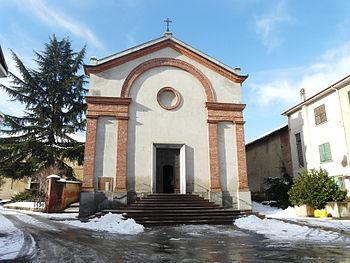 Chiesa di Sam Sebastiano, Predosa, Piemonte, Italy